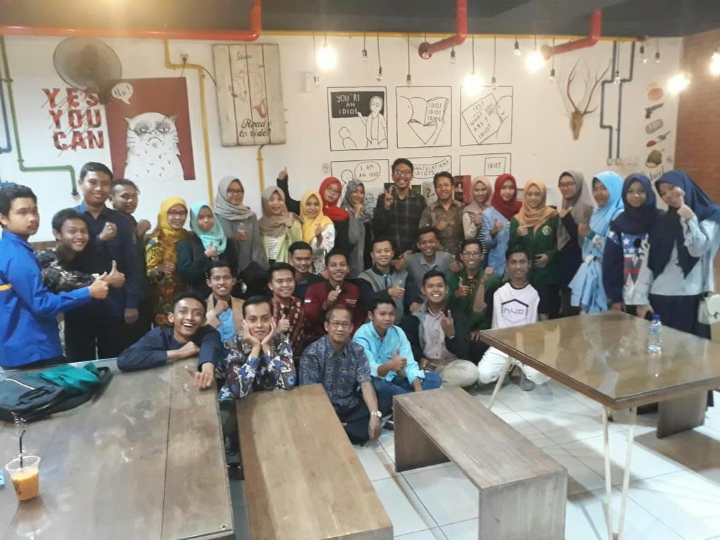 Anak Presiden Jualan Martabak Menginspirasi Mahasiswa